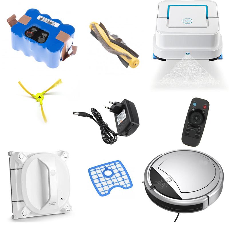 Robotporszívó alkatrészek és tartozékok